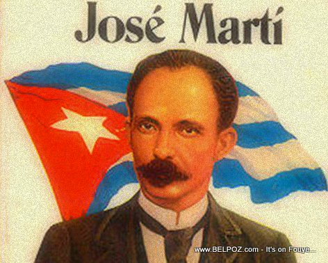 Jose Marti - Cuban National Hero, Once a Resident of Cap-Haitien Haiti