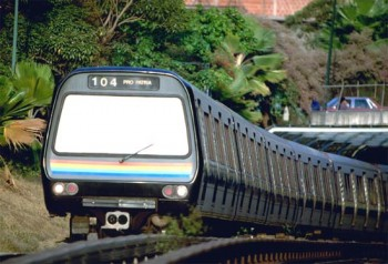 Dominican Metro Rail