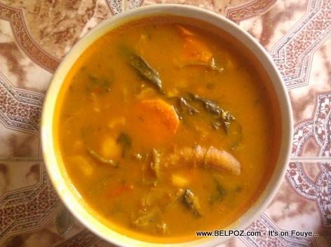 Yon Bol Soup Joumou, Gonaives Haiti