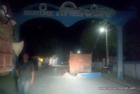 Hinche Haiti - Belle Entree Hinche la KRAZE...