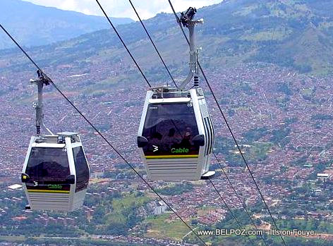 MetroCable Aerial Tramway Transportation System in Haiti?