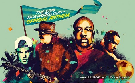 Santana, Wyclef, Avicii, Alexandre Pires - Official 2014 FIFA World Cup Anthem