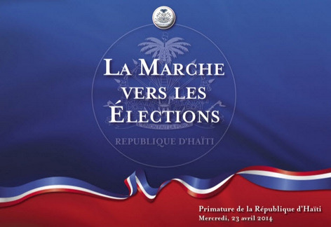 Haiti Election 2014 - La Marche Ver Les Election