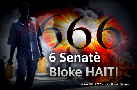Haiti 666 - 6 Haitian Senators Holding the Country Hostage