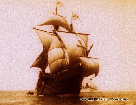 Columbus Flagship Santa Maria - Shipwreck found in Haiti