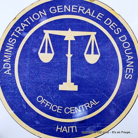 Haiti Customs - AGD - Administration General Des Douanes