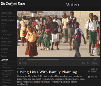 New York Times Haiti News