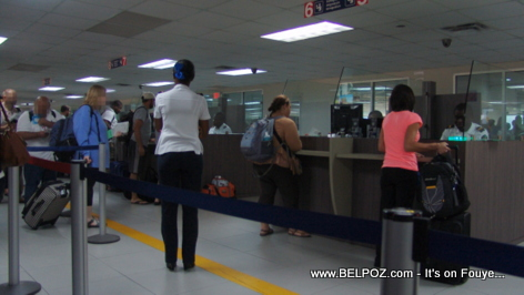 Haiti - New LOOK : Inside Toussaint Louverture International Airport