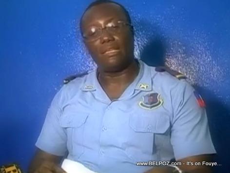 Inspecteur Francys Joseph - Responsab Prizon Civil Arcahaie Haiti