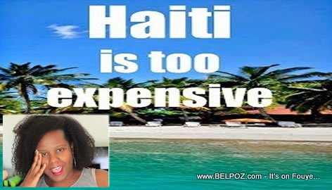 Haiti is Too Expensive