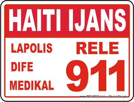 Haiti 911 Emergency System