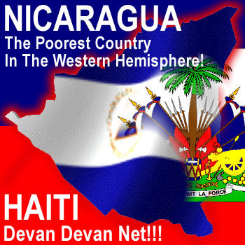 Nicaragua, The Poorest Country in the Western Hemisphere