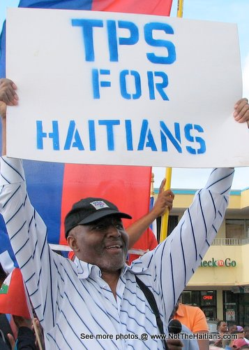 Father Gerard Jean-Juste - TPS For Haitians