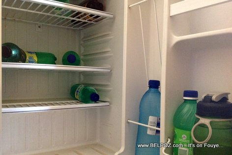 Haiti - Refrigerate saa se DLO selman ki glase ladan li...