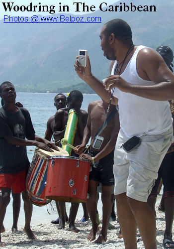 Caribbean Beach Party - Rara, Kanaval At The Beach