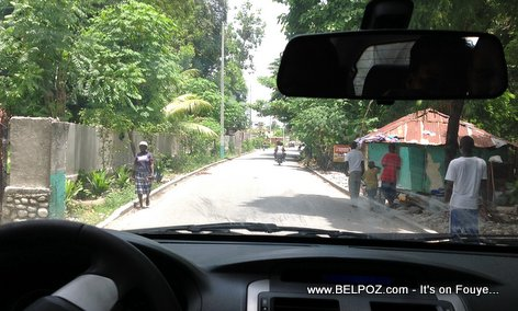 PHOTO: Driving through Les Cayes, Sud Haiti