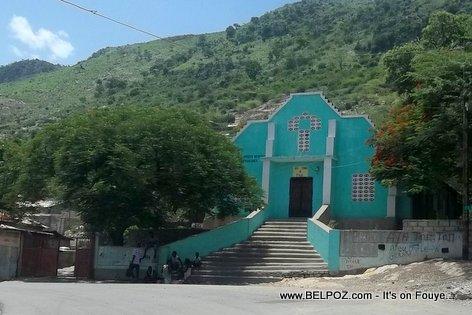 PHOTO: Eglise Baptiste Bethleem - Marchand Dessalines Haiti