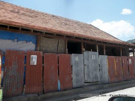 PHOTO: Maison de Charlotin Marcadieu - Marchand Dessalines Haiti