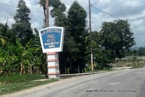 PHOTO: La Piscina Park Hotel - Petite Riviere de l'Artibonite Haiti