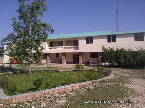 PHOTO: Haiti Hopital - Terre Cassee, Zone Pandiassou, Centre Haiti