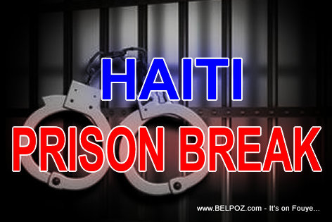 Haiti Prison Break