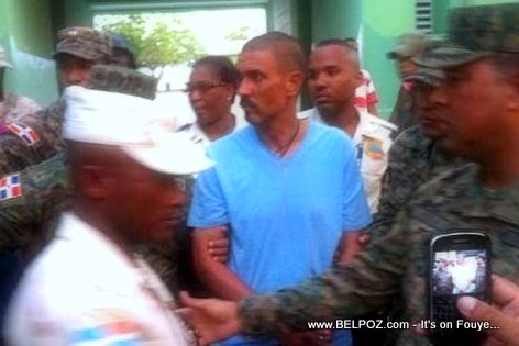PHOTO: Clifford Captured in Haiti