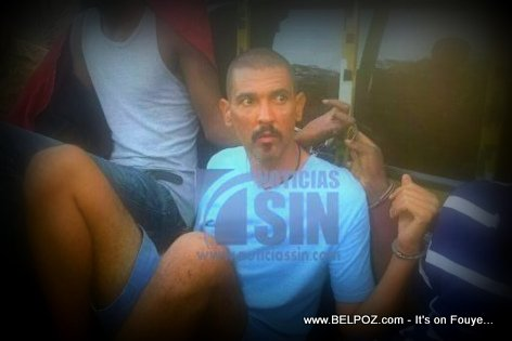 PHOTO: Evade Prison Clifford Brandt chita deye yon Machin Lame Dominicaine apre yo te poze lapat sou misye...