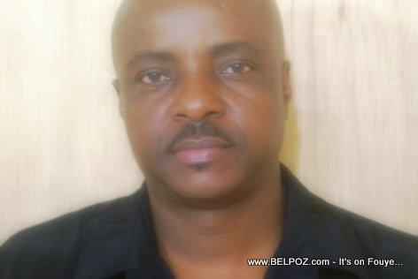 PHOTO: Haiti Journalist Joseph Guyler C. Delva