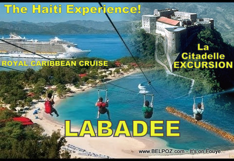 Haiti - Coming Soon - Labadee-Citadelle Excursions from Royal Caribbean Cruises