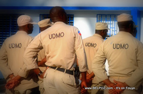 UDMO - Police Nationale d'Haiti