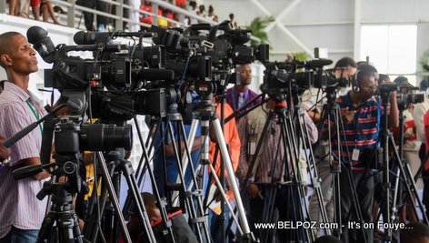PHOTO - Haiti - Le Media Haitien (The Haitian Media)