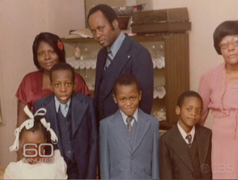 Wyclef Jean Family Picture