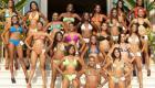 PHOTO: Miss Haiti 2014 - Bikini Fashion Show - Group Photo