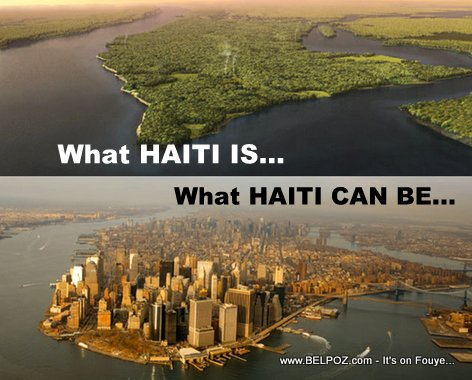 PHOTO: What Haiti is, What Haiti Can Be...