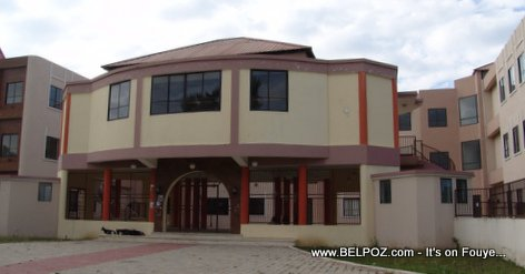 PHOTO: Complexe Administratif de Hinche - Hinche Haiti
