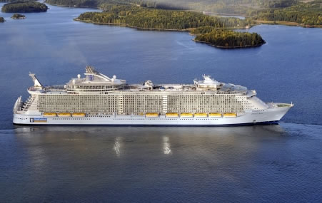 Oasis Of the Seas - Royal Caribbean Cruise Lines