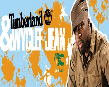 Wyclef Jean Timberland Boots