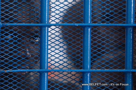 PHOTO: Haiti Prison - Prisoner in Haiti