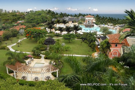 PHOTO: Haiti - Proposed Beachfront Resort in Cote-de-Fer