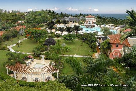 PHOTO: Haiti - Proposed Beachfront Resort in Cote-de-Fer