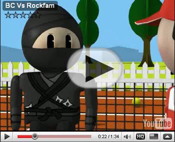 Barikad Crew Vs Rockfam
