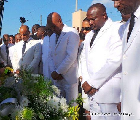 PHOTO: Haiti - Hommage a Empereur Jean-Jacques Dessalines - 17 Octobre 2014