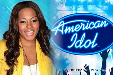 PHOTO: Joanne Borgella - First Haitian American Idol