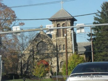 St Anthony Church, Nanuet NY