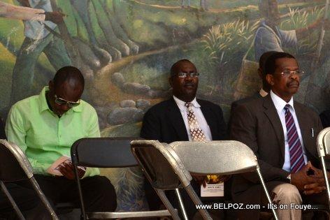 Charlemagne Peralte Death Anniversary, 31 Oct 2014 - Hinche Haiti