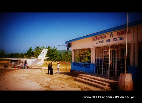 PHOTO: Haiti - Jeremie Airport