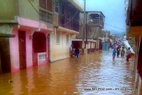 PHOTO: Haiti - Flooding in Cap Haitien