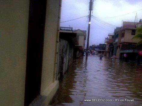 PHOTO: Haiti - Inondation au Cap-Haitien