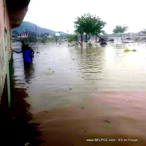 PHOTO: Northern Haiti is Flooded, Cap Haitien, Limonade, etc...