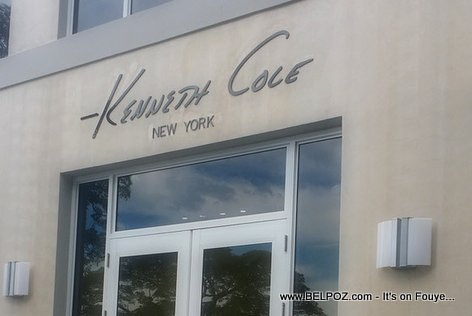 PHOTO: Haiti - Kenneth Cole Boutique - Kinam Plaza, PetionVille